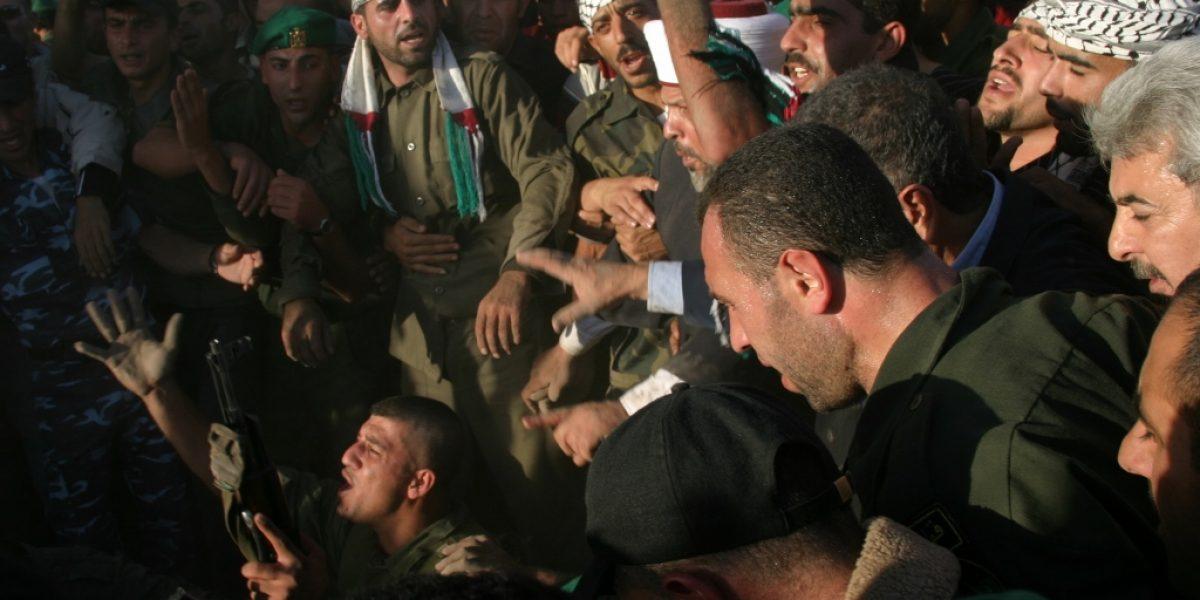 Yasser Arafat's Funeral