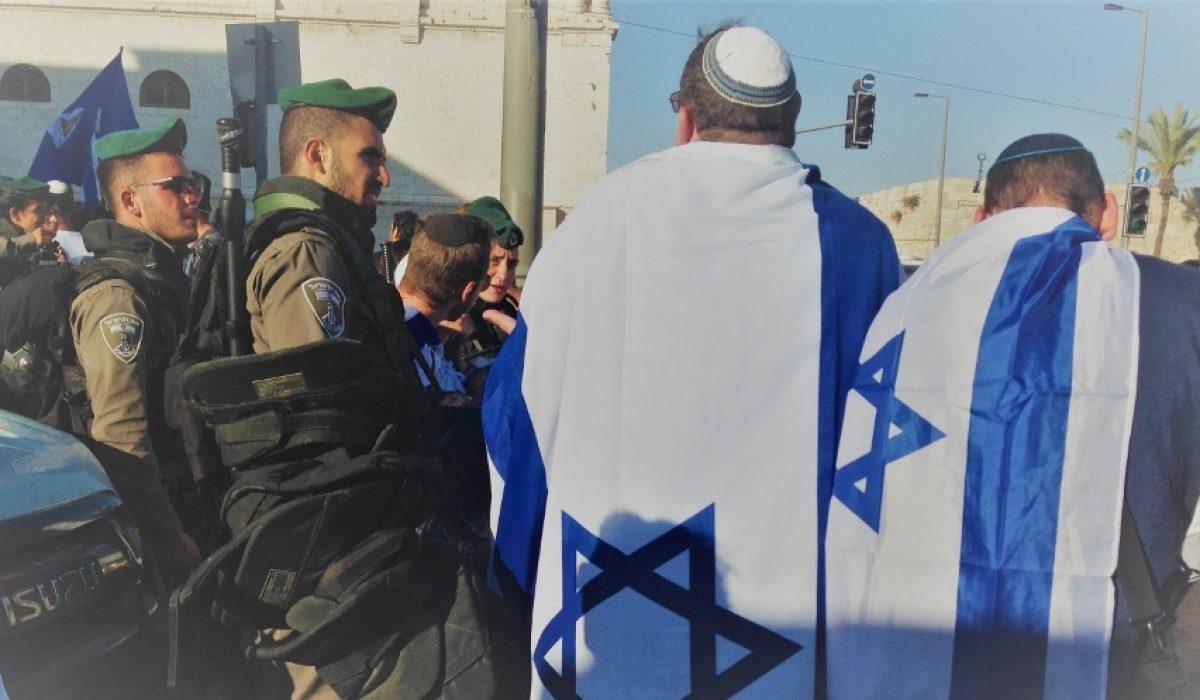 Yom Yerushalayim - Jerusalem-Tag