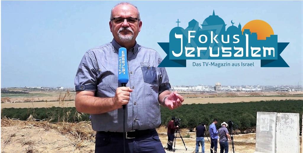 """""""Fokus Jerusalem"""" – Uvádět ve známost, co činí Bůh"""