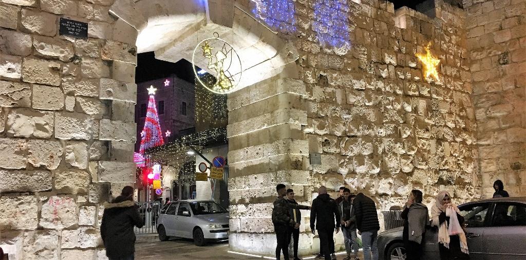 Jsou svátky, tak nás neotravujte s Jeruzalémem