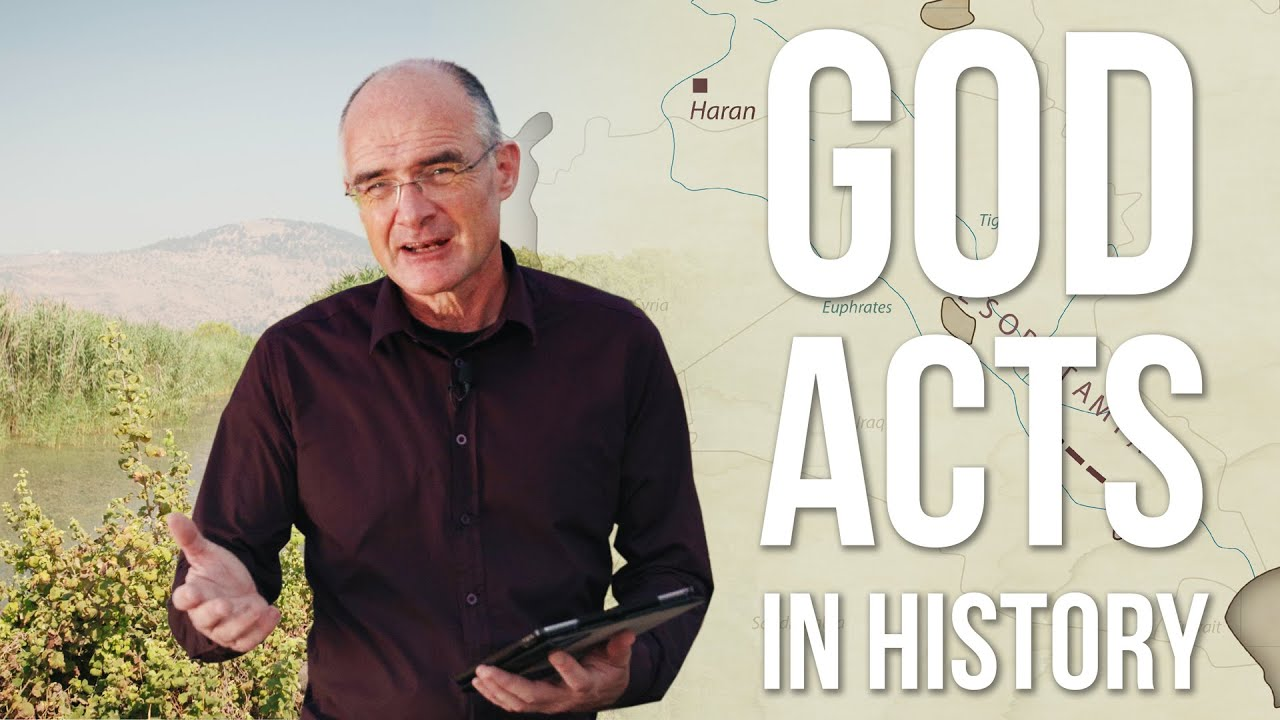 God Acts in History