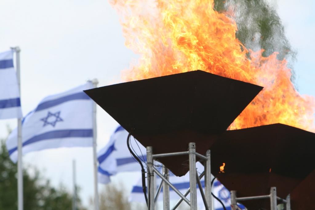 Ať se nikdy jména Izraele ani nevzpomene!