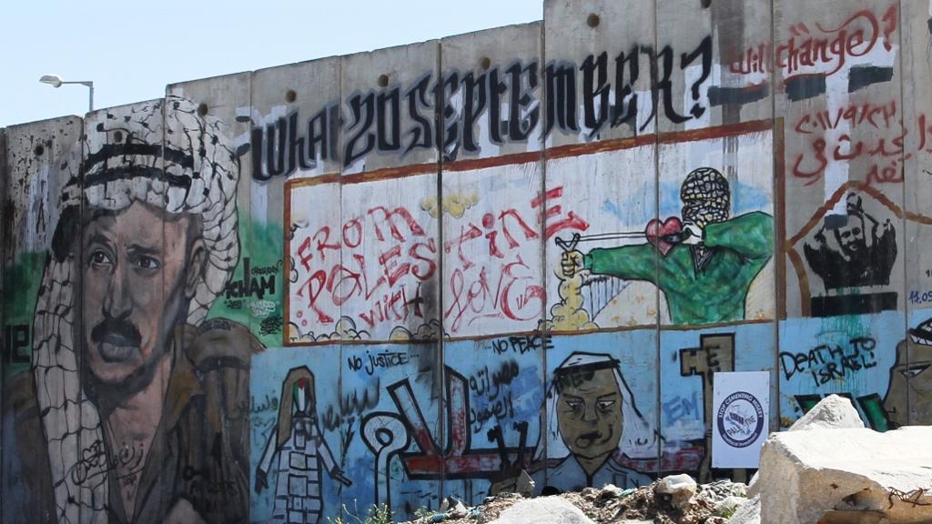 Vývoj pojmu Palestina