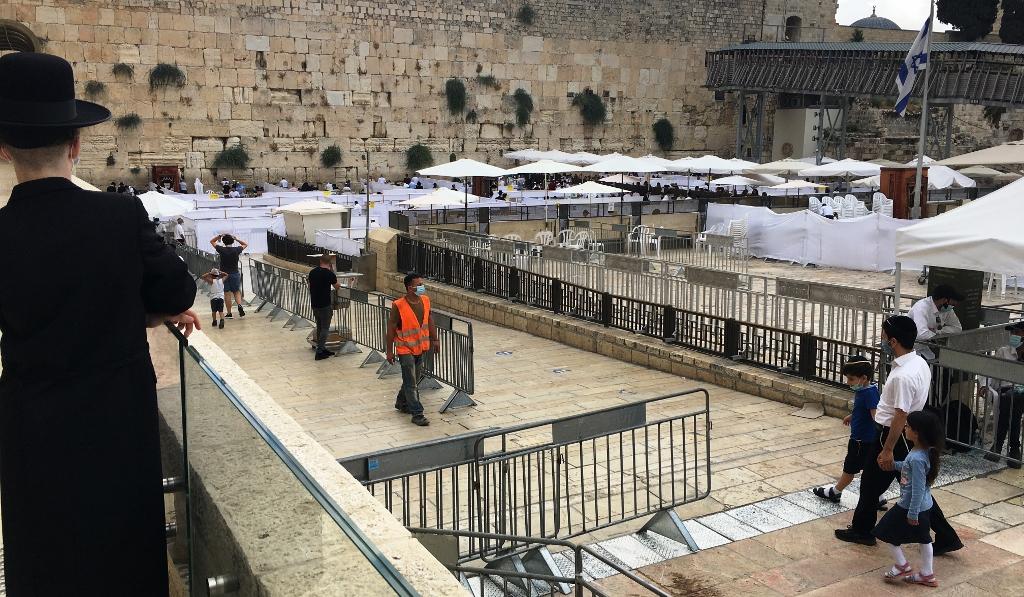Jak se Izrael vypořádává s covidem-19