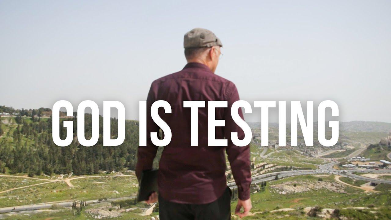 God is Testing