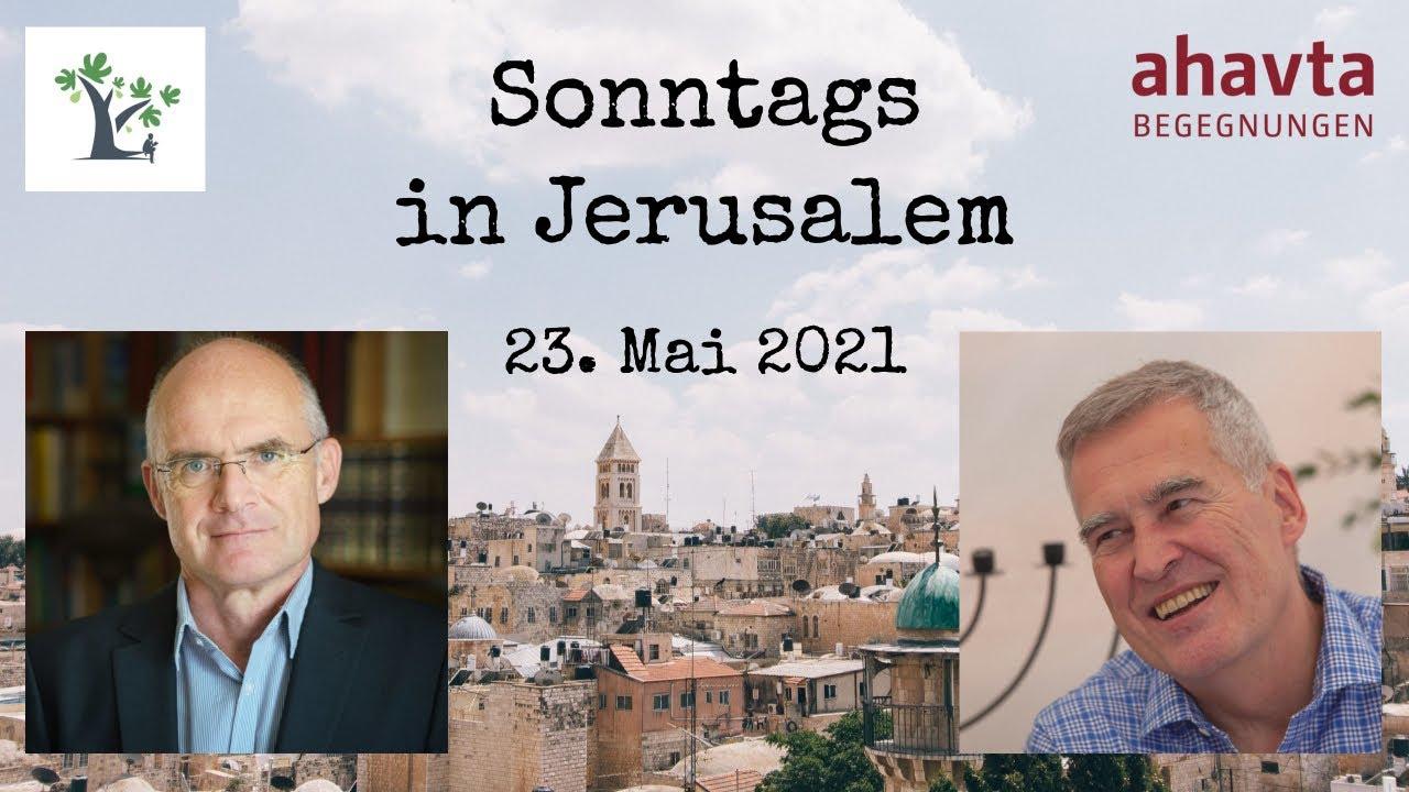 Sonntags in Jerusalem