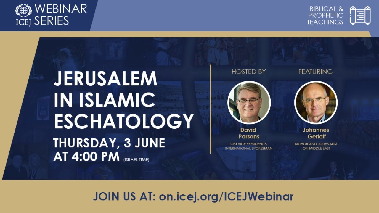 Jerusalem in Islamic Eschatology