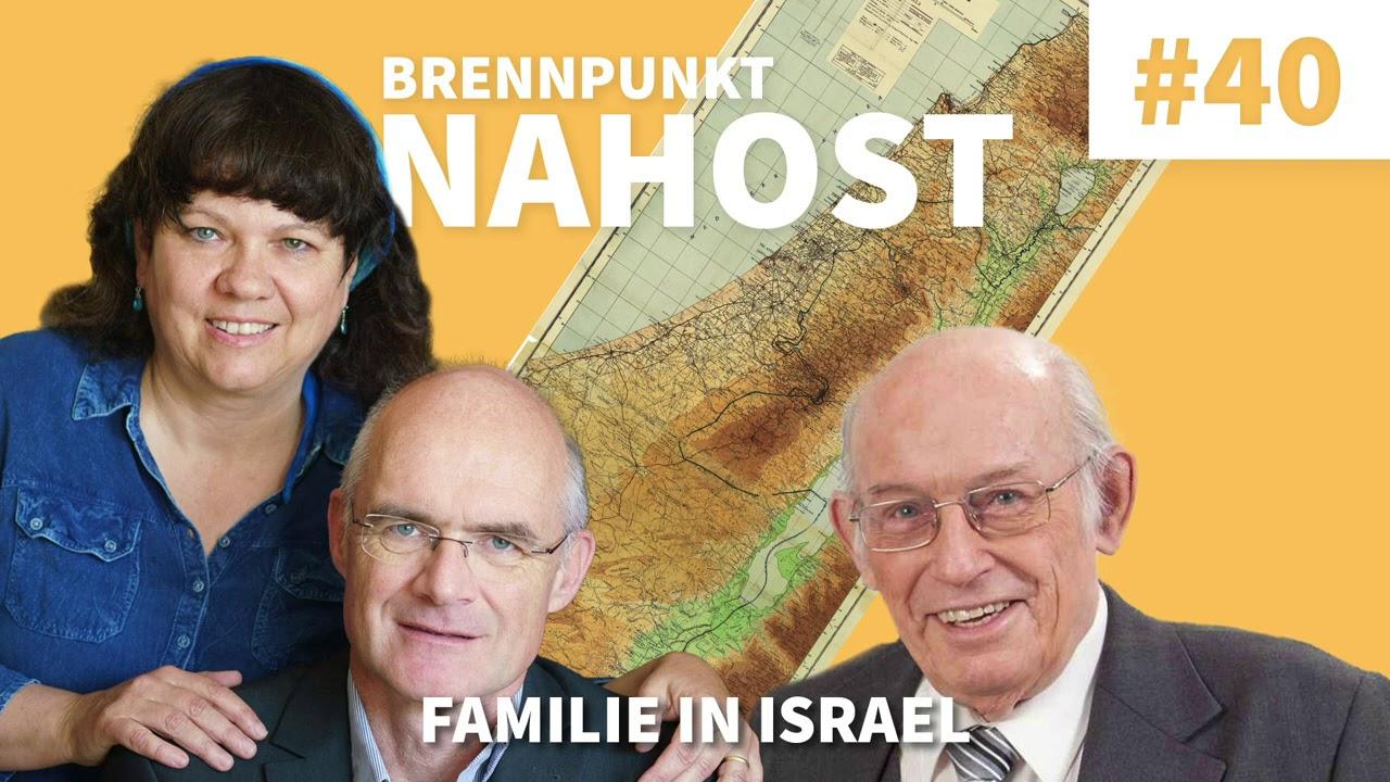 Familie in Israel