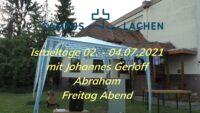 Mit Abraham unterwegs – 1. Teil