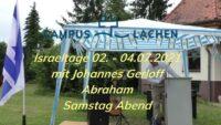 Mit Abraham unterwegs – 4. Teil